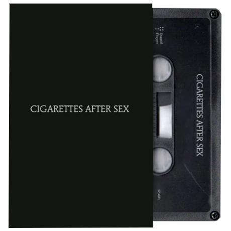 CIGARETTES AFTER SEX [카세트 테입]