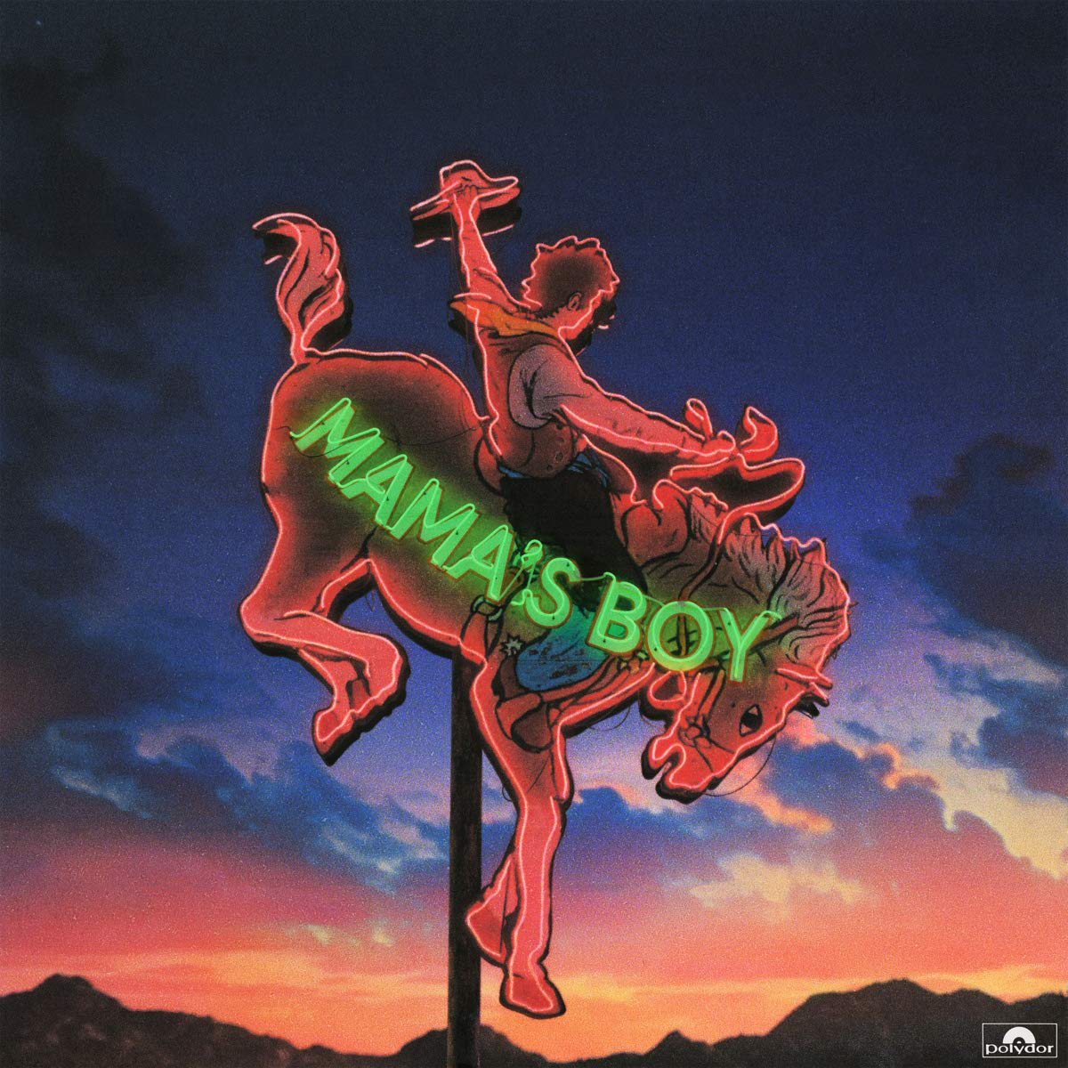 MAMA`S BOY