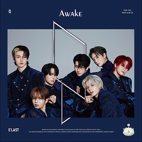 AWAKE [미니 2집]