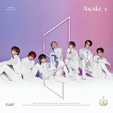 AWAKE [미니 2집] [WHITE VER]