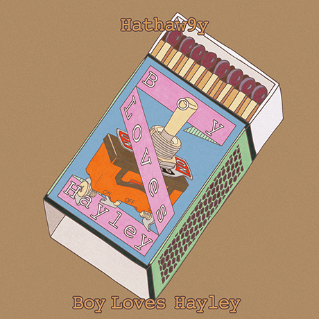 BOY LOVES HAYLEY [EP]
