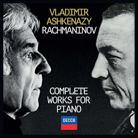 RACHMANINOV: COMPLETE WORKS FOR PIANO [블라디미르 아쉬케나지: 라흐마니노프 피아노작품 전집]
