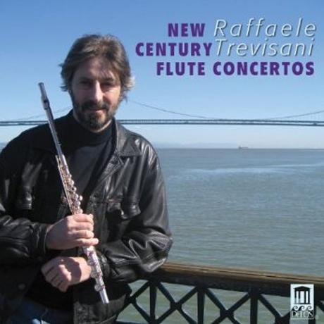 NEW CENTURY FLUTE CONCERTOS/ RAFFAELE TREVISANI
