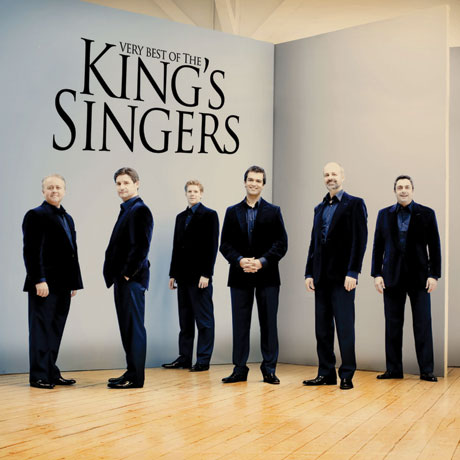 VERY BEST OF THE KING`S SINGERS [HQCD]