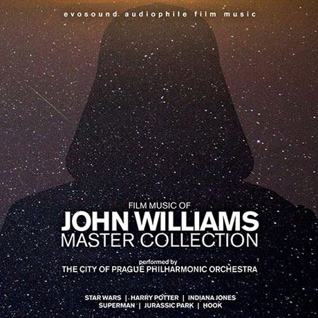 FILM MUSIC OF JOHN WILLIAMS MASTER COLLECTION [HQCD] [존 윌리엄스: 마스터 컬렉션]