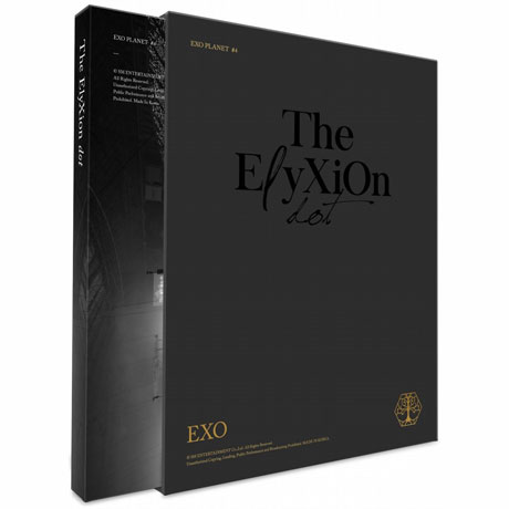 EXO PLANET #4: THE ELYXION[DOT] [화보집+2CD]