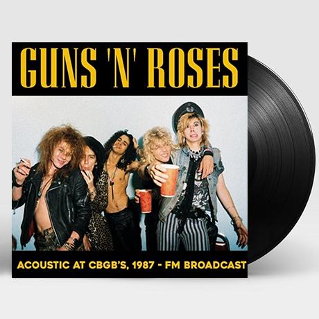 ACOUSTIC AT CBGB`S 1987 - FM BROADCAST [LP]