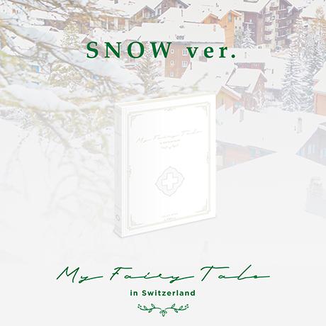 MY FAIRY TALE [SNOW VER] [포토북+DVD]