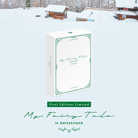 MY FAIRY TALE [SNOW+GREEN VER] [한정반]
