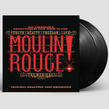 MOULIN ROUGE! THE MUSICAL: ORIGINAL BROADWAY CAST [뮤지컬 물랑루즈] [LP]