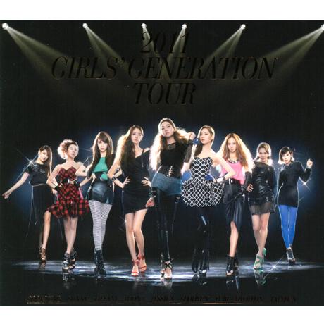 2011 GIRLS GENERATION TOUR [2CD+화보집]