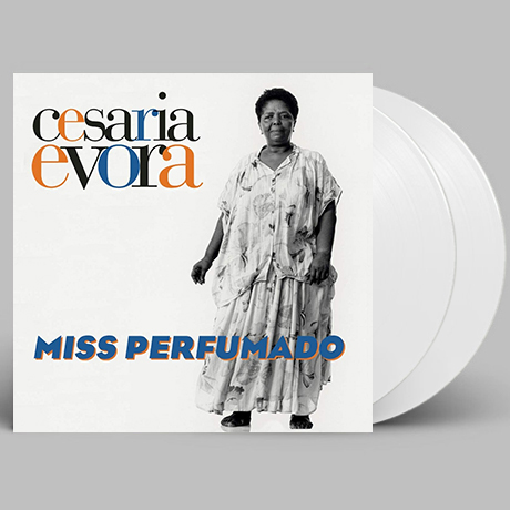 MISS PERFUMADO [WHITE LP]