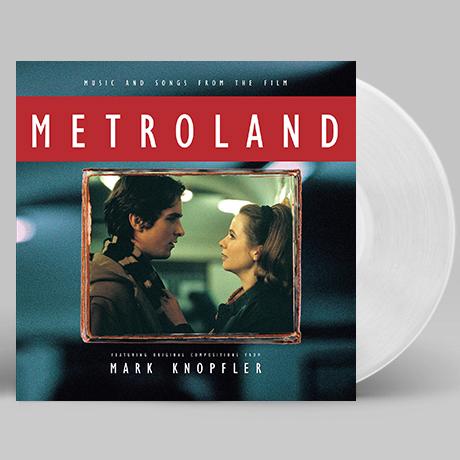 METROLAND [2020 RSD] [메트로랜드] [CLEAR LP]