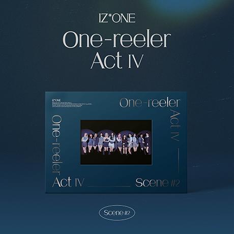 ONE-REELER/ ACT Ⅳ [미니 4집] [SCENE #2 VER] [2회차 응모]