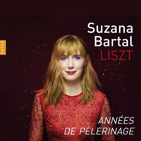 ANNEES DE PELERINAGE/ SUZANA BARTAL [리스트: 순례의 해 전곡 - 수잔나 바르탈]