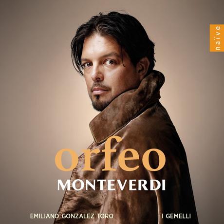 ORFEO/ I GEMELLI, EMILIANO GONZALEZ TORO [몬테베르디: 오페라 <오르페오> 전곡 - 에밀리아노 곤잘레스 토로]
