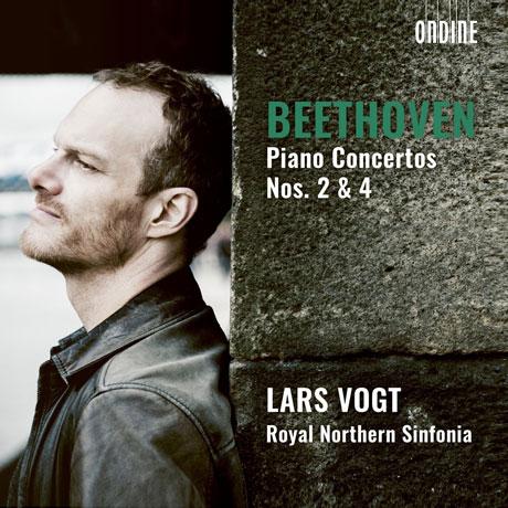 PIANO CONCERTOS NOS.2 & 4/ LARS VOGT [베토벤: 피아노 협주곡 2, 4번 - 라르스 포그트]