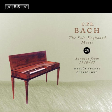 THE SOLO KEYBOARD MUSIC VOL.25/ MIKLOS SPANYI