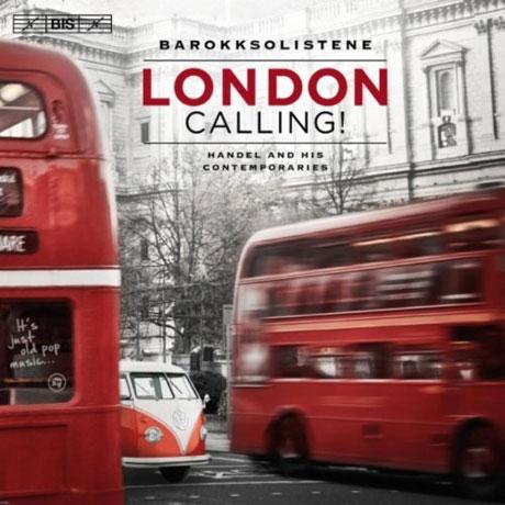 LONDON CALLING!/ TUVA SEMMINGSEN, BJARTE EIKE [SACD HYBRID]