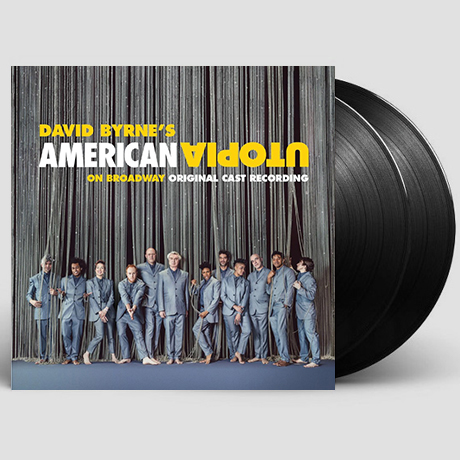 AMERICAN UTOPIA ON BROADWAY: ORIGINAL CAST [뮤지컬 아메리칸 유토피아] [LP]