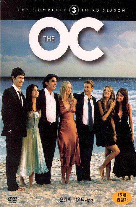 오렌지 카운티 시즌 3 [THE O.C.: COMPLETE 3 SEASON] [15년 11월 워너 에버그린 TV 핫세일 프로모션]