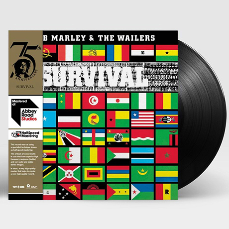 SURVIVAL [HALF SPEED MASTERING] [LP]