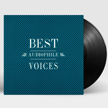 BEST AUDIOPHILE VOICES 1 [180G LP]