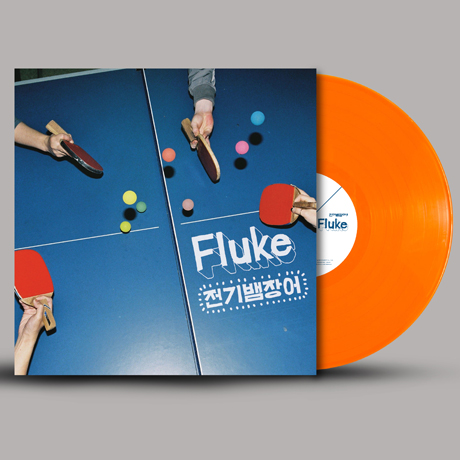 FLUKE [180G BLUE LP] [한정반]