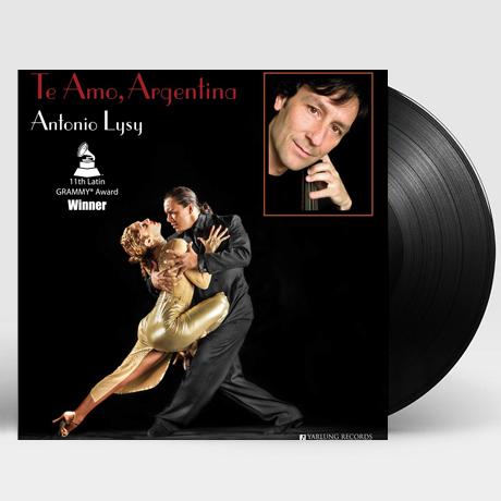TE AMO, ARGENTINA/ ANTONIO LYSY [아르헨티나의 음악들 - 안토니오 리지] [180G LP]