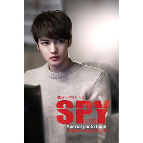 스파이 PART 2 [CD+DVD] [스페셜 포토북 한정반] [KBS 2TV 금요미니시리즈]