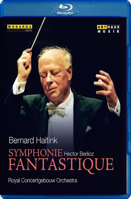 SYMPHONIE FANTASTIQUE/ BERNARD HAITINK [베를리오즈: 환상 교향곡]