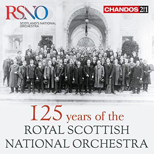 125 YEARS OF THE ROYAL SCOTTISH NATIONAL ORCHESTRA [로얄 스코티쉬 내셔널 오케스트라 창립 125주년 기념 앨범]