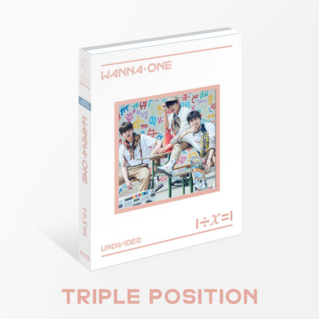 1÷Χ=1 (UNDIVIDED) [TRIPLE POSITION] [스페셜]