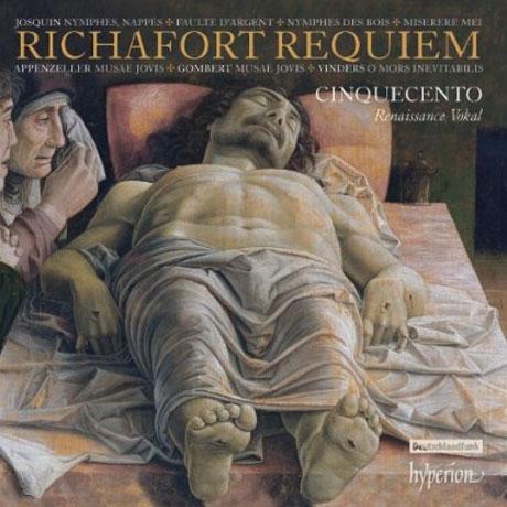 A REQUIEM FOR JOSQUIN/ CINQUECENTO