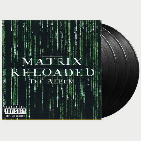 THE MATRIX RELOADED: THE ALBUM [매트릭스 2: 리로디드] [LP]