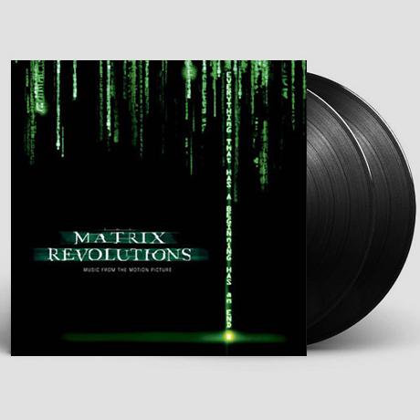 THE MATRIX REVOLUTIONS [매트릭스 3: 레볼루션] [LP]
