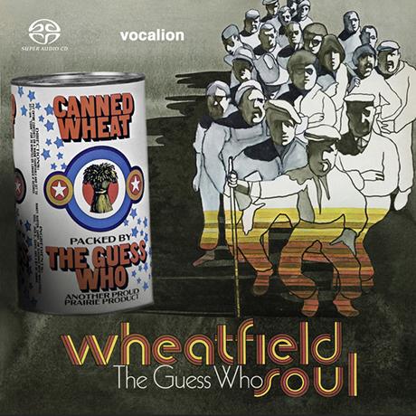 WHEATFIELD SOUL & CANNED WHEAT [SACD HYBRID]