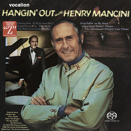HANGIN` OUT & THEME FROM Z AND OTHER FILM MUSIC [SACD HYBRID]