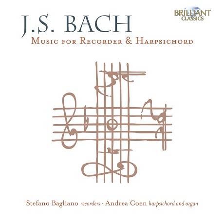 바흐: 리코더와 하프시코드를 위한 음악