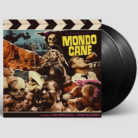 MONDO CANE [몬도 가네] [180G LP]