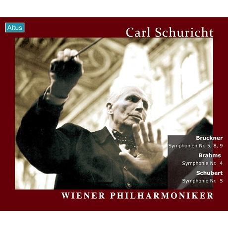 ORF GREAT RECORDINGS/ CARL SCHURICHT [빈 필하모닉 ORF 전후 라이브 연주집 - 칼 슈리히트]