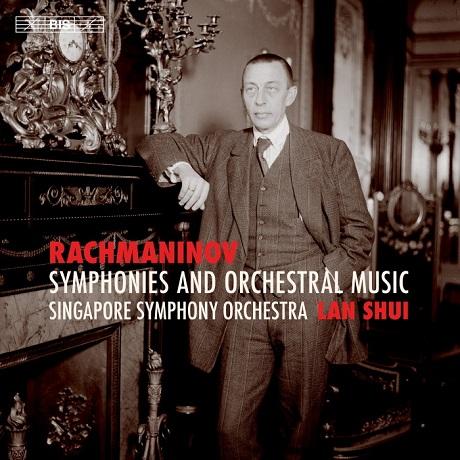 SYMPHONIES AND ORCHESTRAL MUSIC/ LAN SHUI [SACD HYBRID] [라흐마니노프: 교향곡과 관현악곡 - 란 슈이]