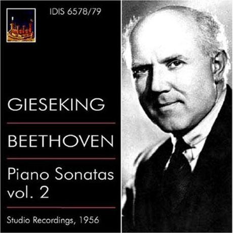 PIANO SONATAS VOL.2/ WALTER GIESEKING