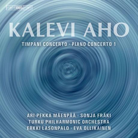 TIMPANI & PIANO CONCERTO 1/ ARI-PEKKA MAENPAA, SONJA FRAKI [SACD HYBRID] [아호: 팀파니 협주곡, 피아노 협주곡 1번]