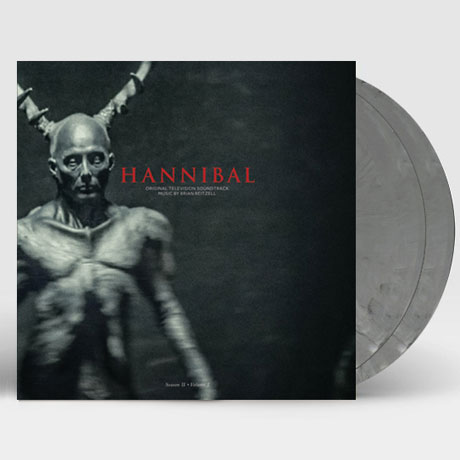 HANNIBAL SEASON 2 VOLUME 1 [TRAVERTINE GREY LP] [한니발 시즌 2-1]