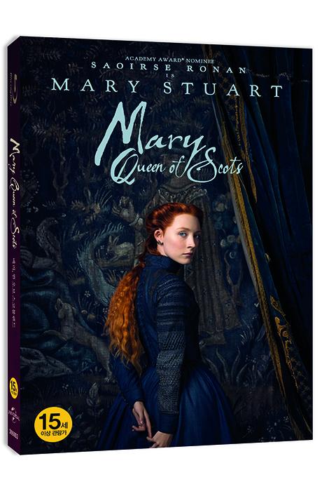 메리 퀸 오브 스코틀랜드 [아웃케이스+폴드패널 한정판] [MARY QUEEN OF SCOTS]