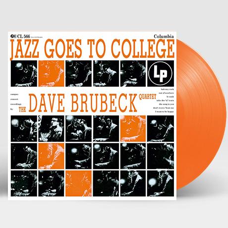 JAZZ GOES TO COLLEGE [180G ORANGE LP]