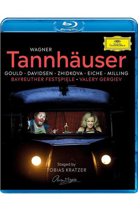 TANNHAUSER/ VALERY GERGIEV [바그너: 탄호이저 - 게르기에프]
