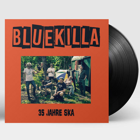 35 JAHRE SKA: BEST OF BLUEKILLA [LP]