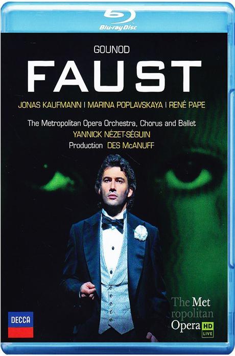 FAUST/ JONAS KAUFMANN, YANNICK NEZET-SEGUIN [구노: 파우스트 - 요나스 카우프만]